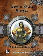 Book of Races: Mirtana
