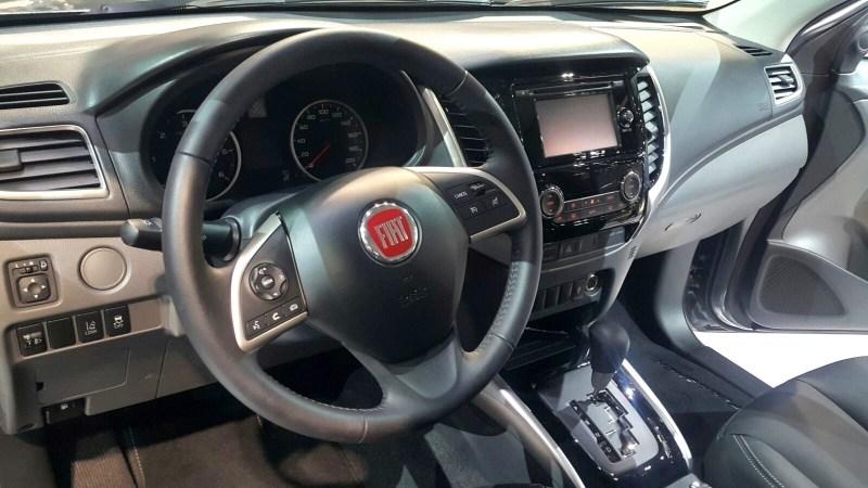 Fiat Fullback int Drivetime