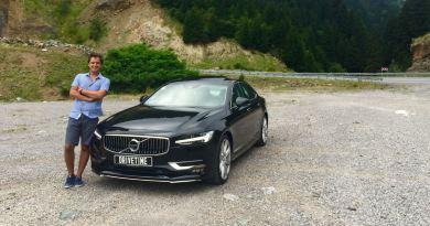 Volvo S90 Test Sürüş Video'su Yayında !