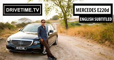 Mercedes E220d Test Sürüşü/Review(English Subtitled )