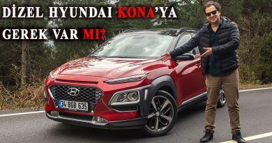 Hyundai Kona 1.6 T-GDI 177HP Test Sürüş Videosu Yayında!