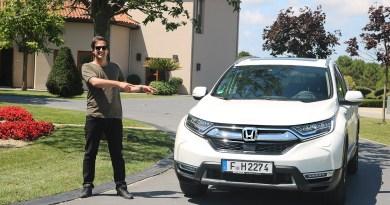 Honda CR-V Hybrid Test Sürüşü / İş Yapar mı?