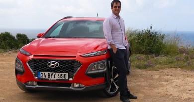 Hyundai Kona Dizel Otomatik Test Sürüş