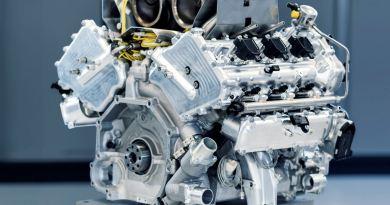 Aston Martin yeni nesil V6 ünitesini tanıttı!