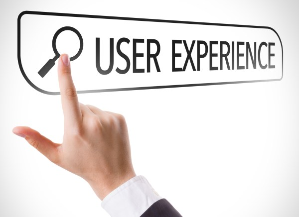 user experience sign