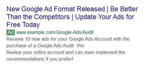Google Expanded Text Ads Drive Traffic