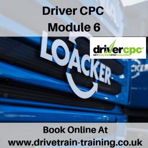 Driver CPC Module 6 Wed 10 April 2019