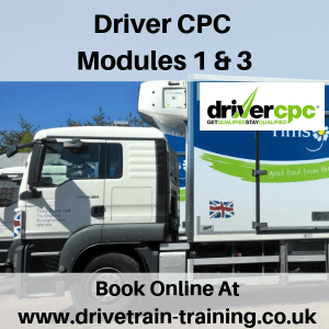 Driver CPC Modules 1 and 3 Sat 23 March 2019