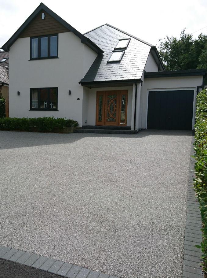 resin driveways bournemouth