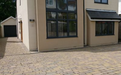 Gorgeous Block Paving Driveways