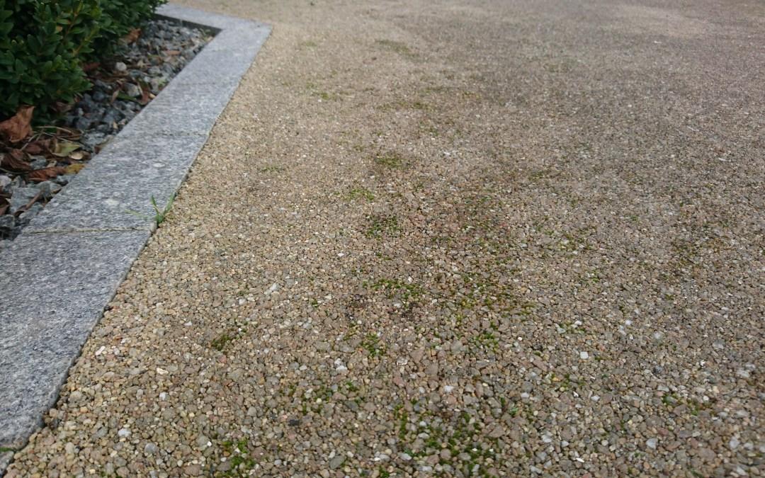 Resin Bound Driveway Maintenance