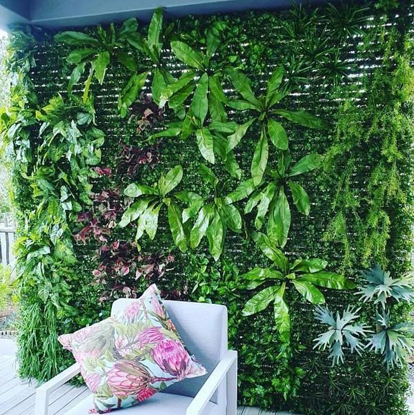 Vertical Garden Wall Ideas