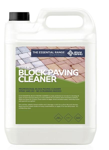 block paving cleaner stonecare4u