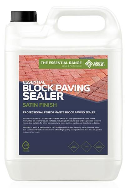 essential block paving sealer stonecare4u