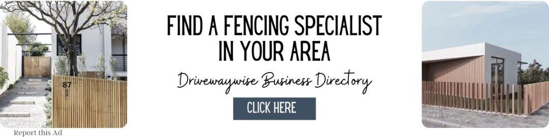 fencing specialist directory