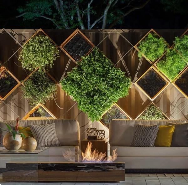Plant Box Wall Garden Wall Ideas