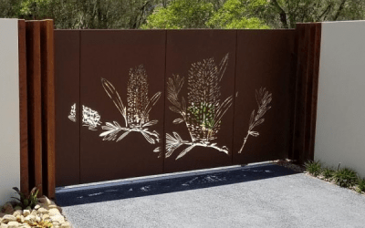 Best Driveway Gate Ideas – Protect your Home with Metal and Wood