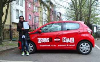 Automatic Driving Lessons Bounds Green. Mona's review.