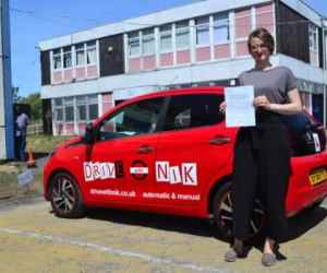 Manual Driving Lessons Haringey. Marta's review.