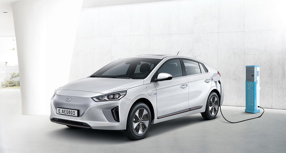 Hyundai ioniq electric australia