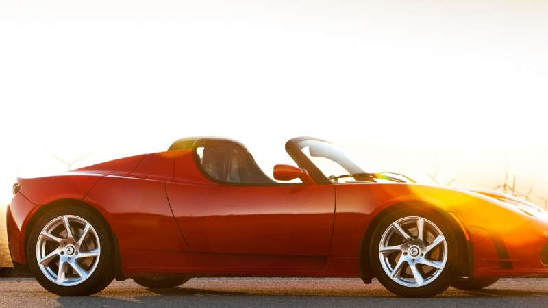 The Tesla Roadster First Generation Drive Zero Car Guide