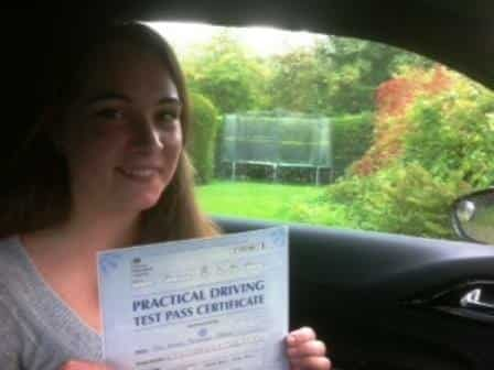 driving instructors Irvine - Jennifer Macauley