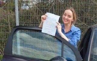 driving instructors kilwinning - Caitlin Morton