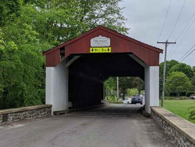 Bucks County Covered Bridges (Part 3) - Driving Down Main ...