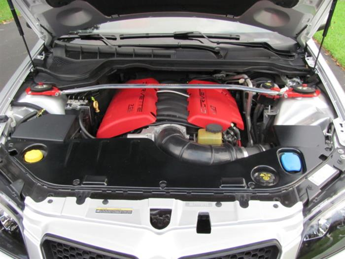 Z06 Engine Swap Into 2009 Pontiac G8 GXP