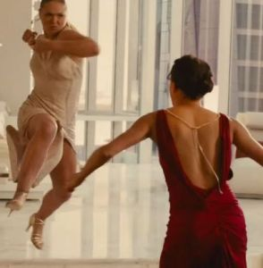Ronda Rousey Fast and Furious 7