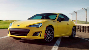 2017 Subaru BRZ Series.Yellow Special