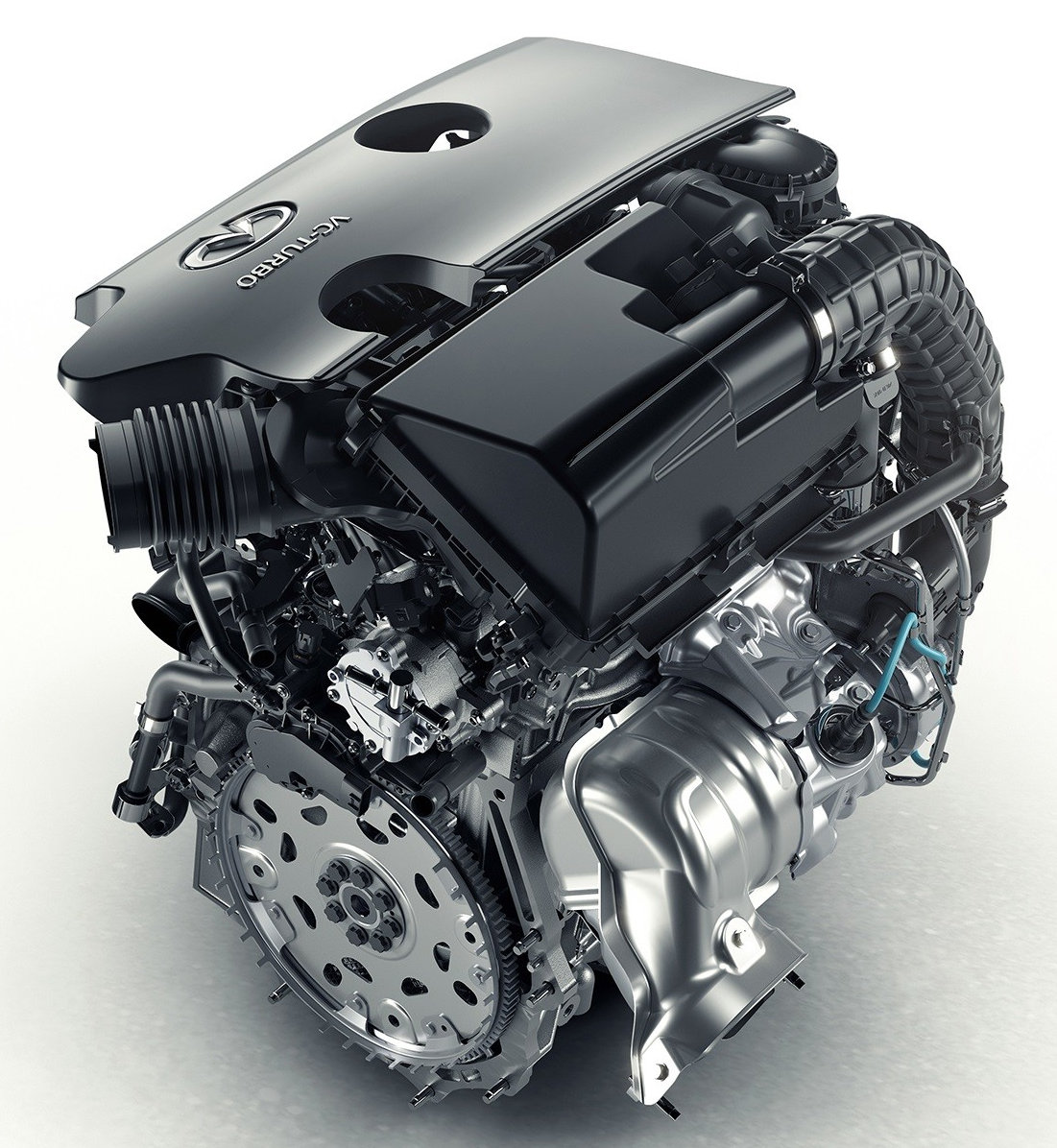 INFINITI VC-T The worlds first production-ready variable compression ratio engine (1)