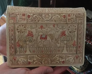 Egyptian Revival Clutch