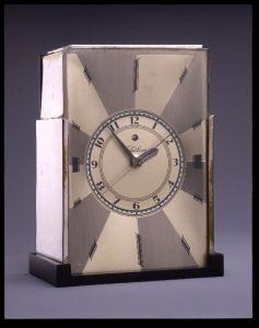 Paul Frankl's Modernique for Telechron 1928-1932