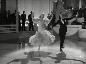 The Waltz in Swing Time