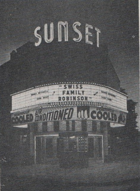 The Sunset Theatre