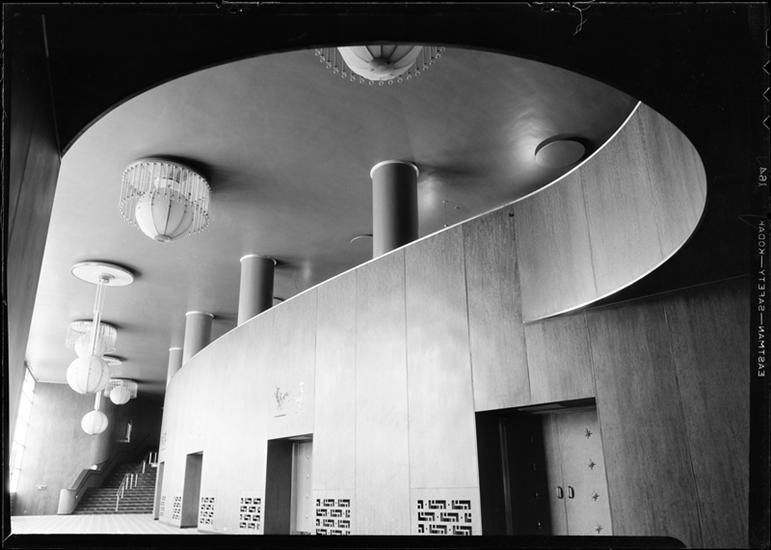 R-K-O Roxy Lobby, 1932