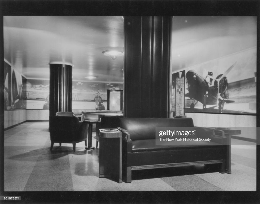 R K O Roxy Center Theatre Vanished Nyc Art Deco Part 2