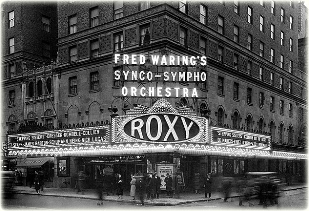 7th Avenue Roxy, 1932.