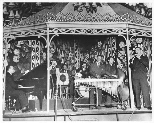 The Benny Goodman Sextet.