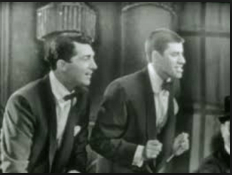 Martin & Lewis on The Colgate Comedy Hour.