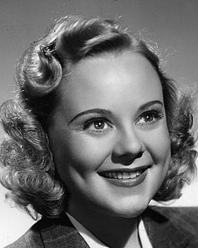 Sonja Henie in the late 1930's.