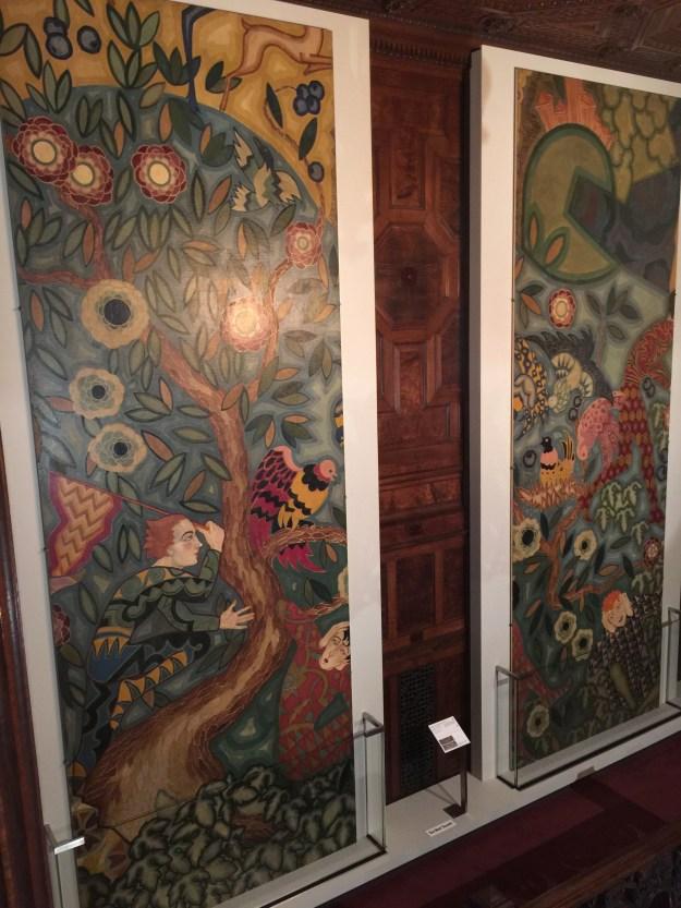 Joseph Urban panels.
