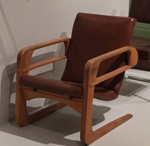 Airline Chair by K.E.M. Weber, 1934.