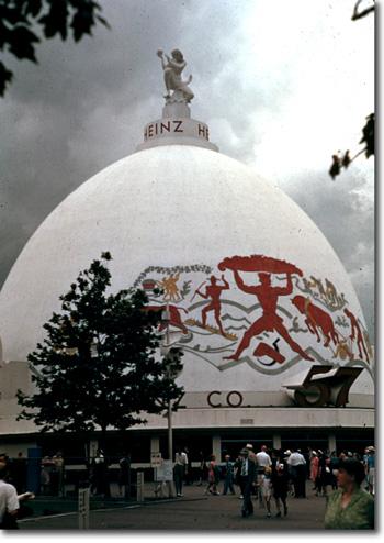 Heinz Dome, 1940.