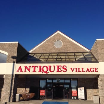 Antiques Village, Dayton.