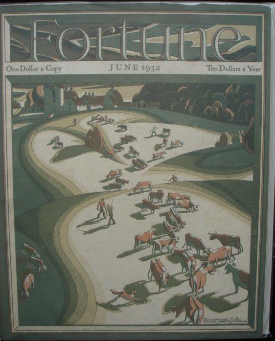 Fortune Magazine, June, 1932.
