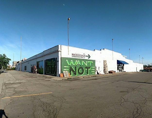 Greenovation, Rochester, NY