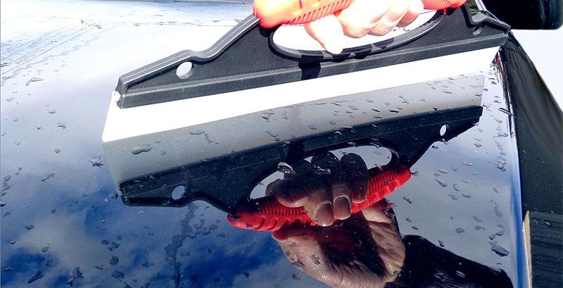 car water blade