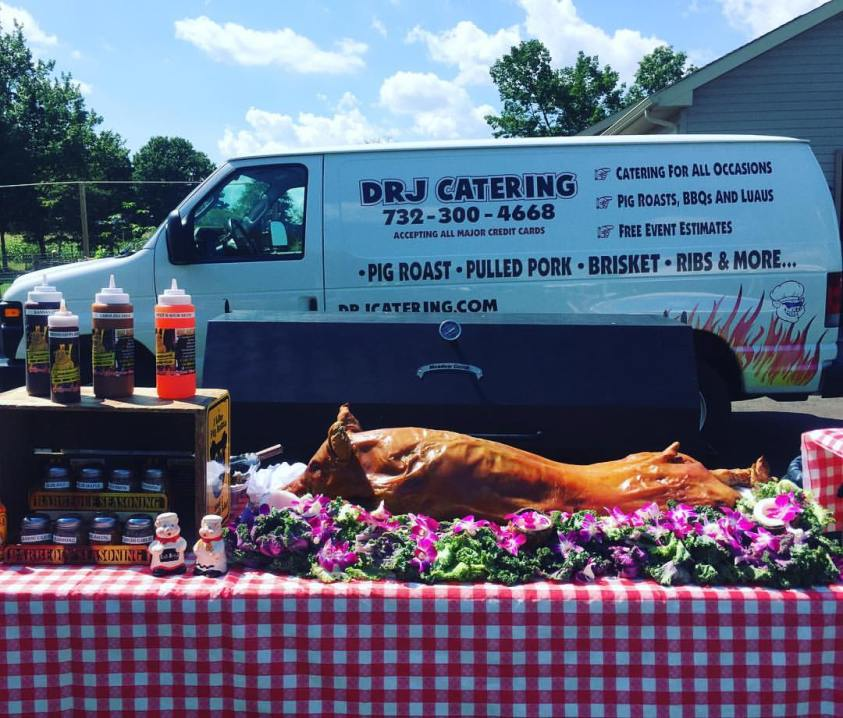 Pig Roasts & Backyard Parties - NJ Pig Roast Catering